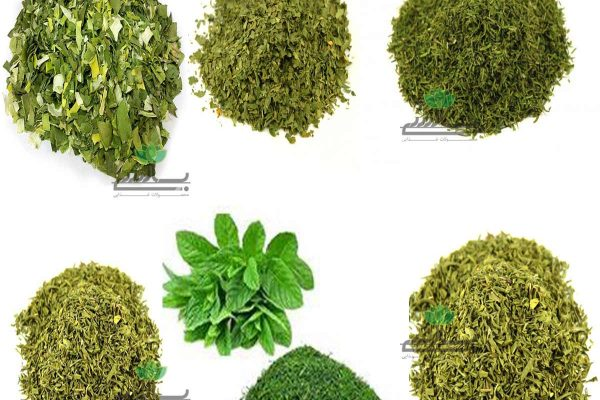 mixed herbs (Dolme)