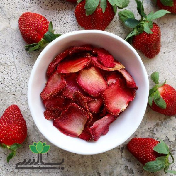 Export Dried Strawberry