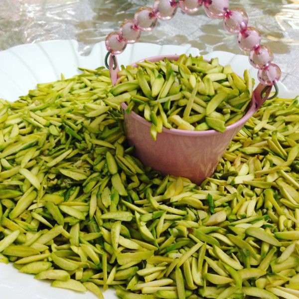 Export Slivered Pistachio