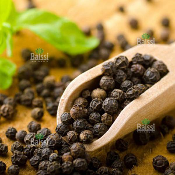 Export Black Peppercorn