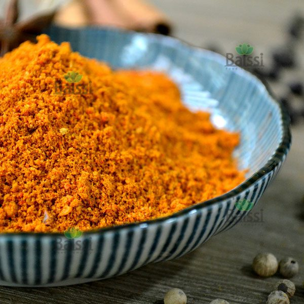 Export Curry Powder