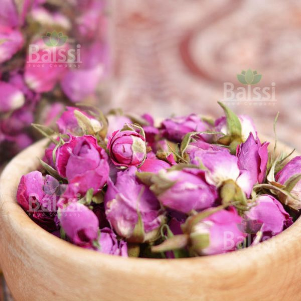 Export Dried Pink Rose (Buds)