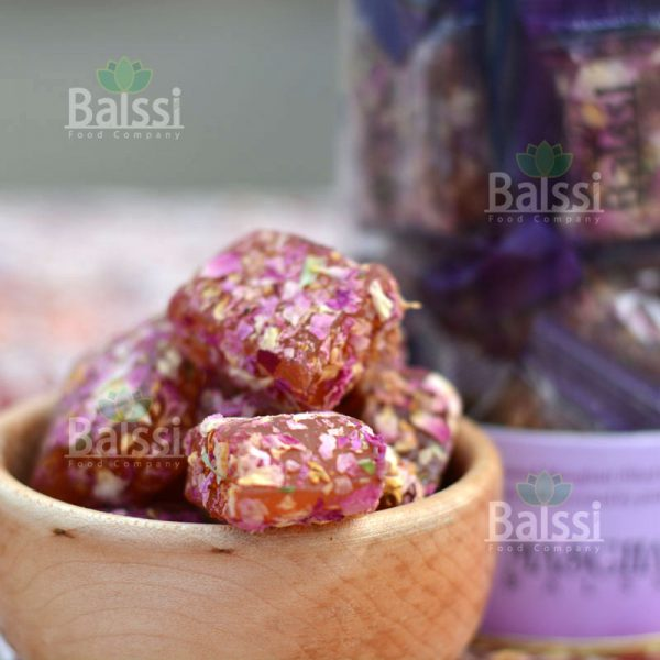 Export Fig Based Masghati Coverd By Petals
