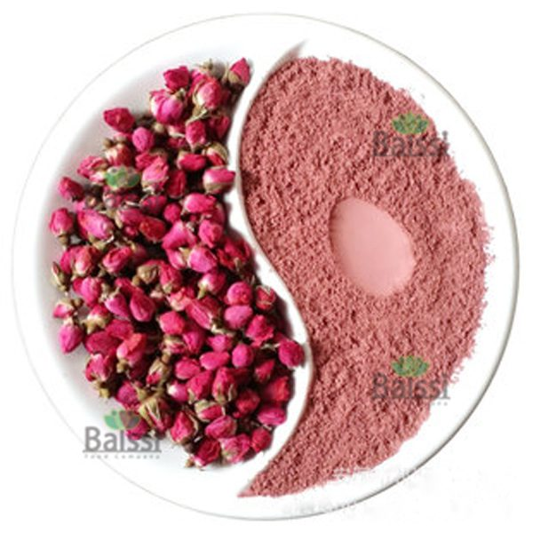 Export Dried Pink Rose Powder