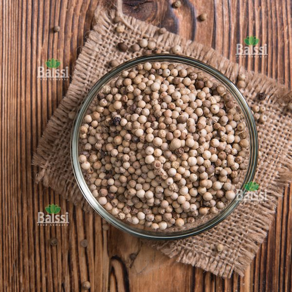 Export White Peppercorn