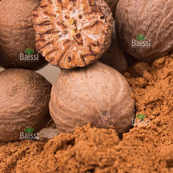 Export Nutmeg (Whole)